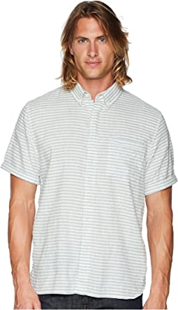 Short Sleeve Button John Button Down