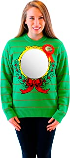 Best ugly sweater mirror Reviews