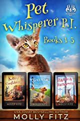 Pet Whisperer P.I. Books 1-3 Special Edition (Whiskered Mysteries Book 1) (English Edition) Format Kindle