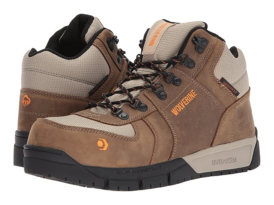 Wolverine Mauler Hiker CarbonMAX Boot (Tan) Men