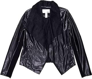 Best bar iii flyaway faux leather jacket Reviews