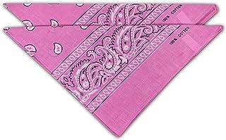 Set di 2 fashionchimp Sciarpa di Nicki realizzata al 100/% in cotone senza coloranti AZO