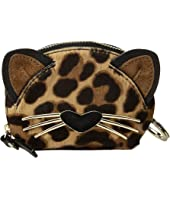 Kate Spade New York - Run Wild Leopard Dumpling Coin Purse
