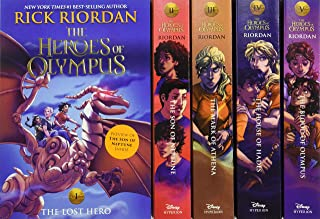 The Heroes of Olympus Set