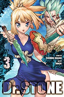 Dr. STONE, Vol. 3: Two Million Years Of Being (English Edition)