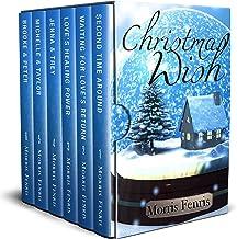 Christmas Wish Box Set: Sweet Clean Christian Romance Collection