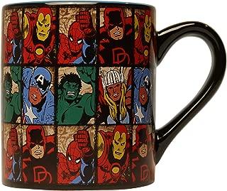 marvel superhero coffee mugs