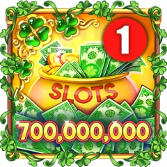 An amazing welcome bonus of 700,000 coins! 100+ different slot machines, each with its own unique bonus game and special features! A new slot machine every week! You have a chance of opening a new premium slot every 2 hours! Compete against other pla...