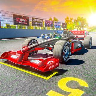 juego de carreras de coches: fórmula carrera campeonato 2020
