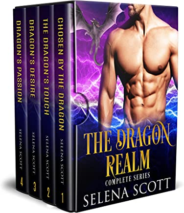 The Dragon Realm Complete Series (Books 1 - 4)