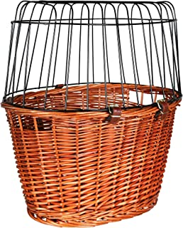 comprar comparacion Trixie - Cesta para la bicicleta con entramado