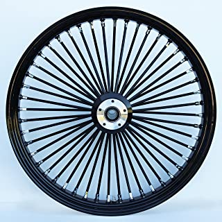 26 fat spoke harley wheel