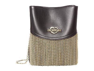 LOVE Moschino Evening Bag (Black) Handbags