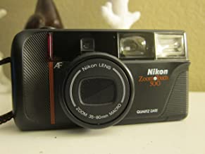 Nikon Zoom Touch 500 Film Camera with 35-80mm Power Zoom Lens