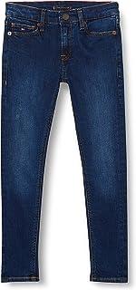 Tommy Hilfiger Simon Skinny Dkcostr Jeans para Niños