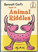 Bennett Cerf's Book of Animal Riddles (I Can Read It All by Myself Beginner Books)