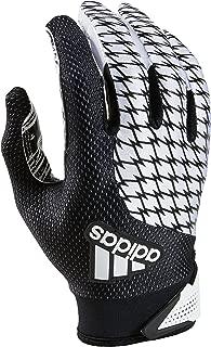 Adidas Boy's Youth adiFAST 2.0 White/White Padded Football Gloves