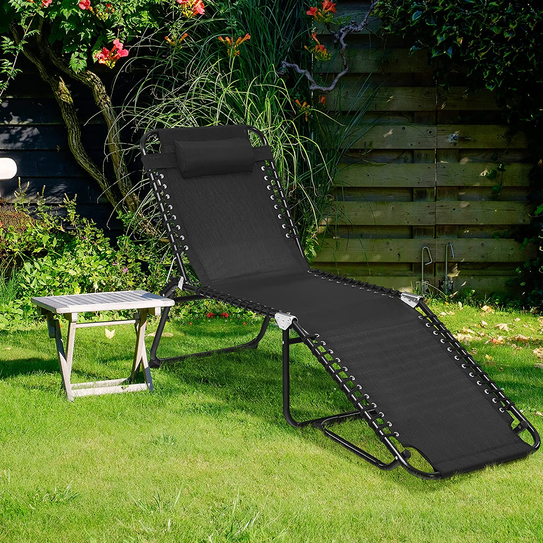 DORTALA Outdoor & Indoor Lounge Chair