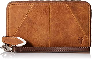 FRYE womens DB553 Jacqui Zip Around Phone Wallet