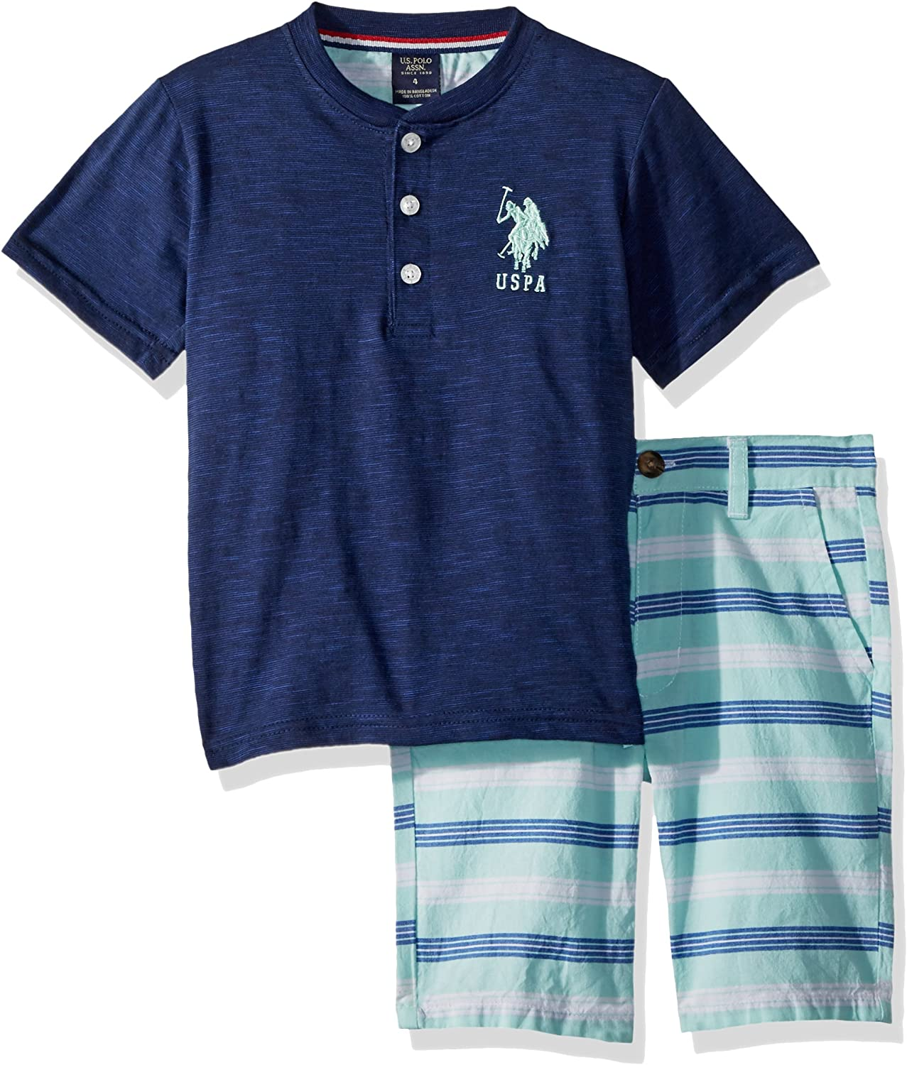 Sales of SALE items from new works U.S. Polo Assn. boys All items free shipping and Short Set T-shirt