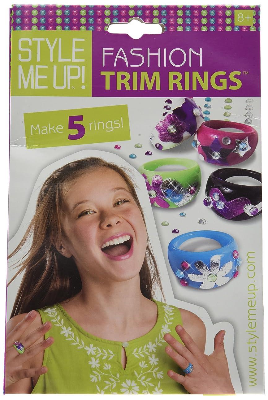 格差オフセット何でもStyle Me Up Fashion Trim Rings Kit- (並行輸入品)