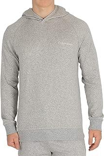 Calvin Klein Men's Pullover Hoodie, Grey