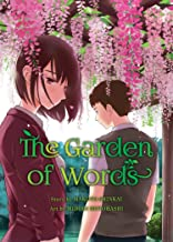 the garden of words manga