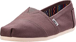 TOMS Canvas Classics, Men's Shoes, Grey, 7.5 UK (41 EU)