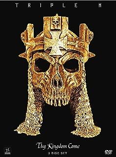 WWE: Triple H Thy Kingdom Come(DVD)