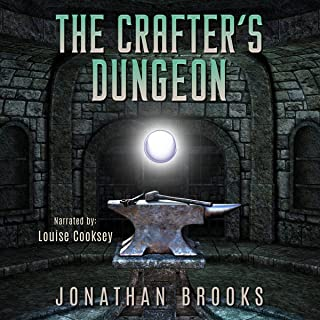 The Crafter's Dungeon: A Dungeon Core Novel: Dungeon Crafting, Book 1