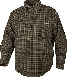 Autumn Brushed Twill Shirt (L)