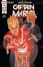 Captain Marvel (2017-2018) #128
