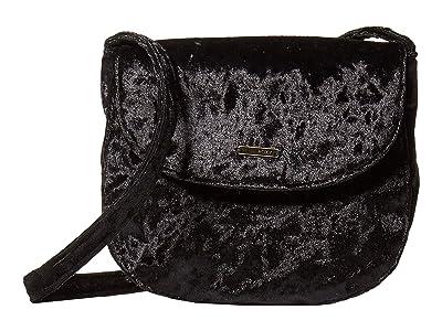 Roxy Like a Love Song Crossbody (True Black) Cross Body Handbags