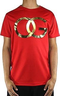 AKADEMIKS Men's OG 3D Foil Embossed T Shirt