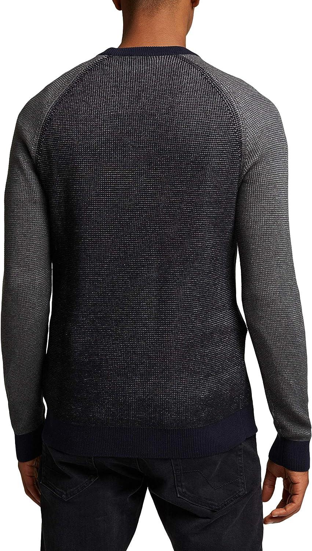 edc by Esprit Sweater Homme 002/Black 2.