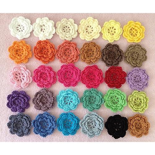 671423ffa794d Crochet Flower: Amazon.com
