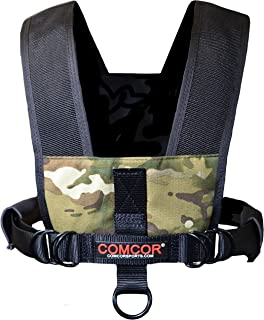 ComCor Max Sled Harness Vest - Made in USA