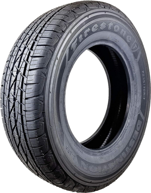 Firestone Destination LE2 Highway Terrain 10 Seasonal Wrap Introduction 70R17 Tire Fixed price for sale P235 SUV