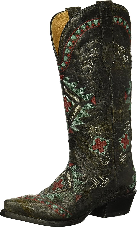 Roper Women's Mai Western Boot Black