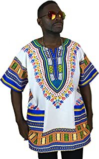 Vipada's Dashiki Shirt African Top Men's Dashiki