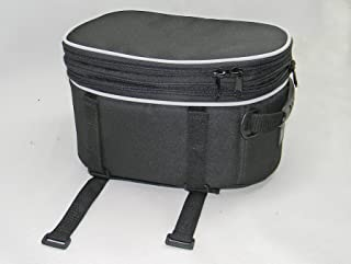 RKA Luggage 18 liter STARR II eXpandable rearseat