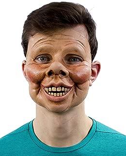 Lady Die Female Alfie Male Character Mask w/Elastic Strap