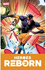Heroes Reborn (2021) #3 (of 7) Kindle Edition