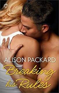 Breaking His Rules (Feeling the Heat Book 4) (English Edition)