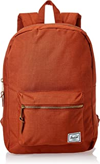 Herschel Settlement Mid-Volume Backpack, picante Crosshatch, One Size