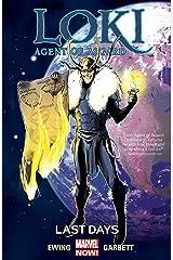Loki: Agent of Asgard Vol. 3: Last Days (English Edition) eBook Kindle