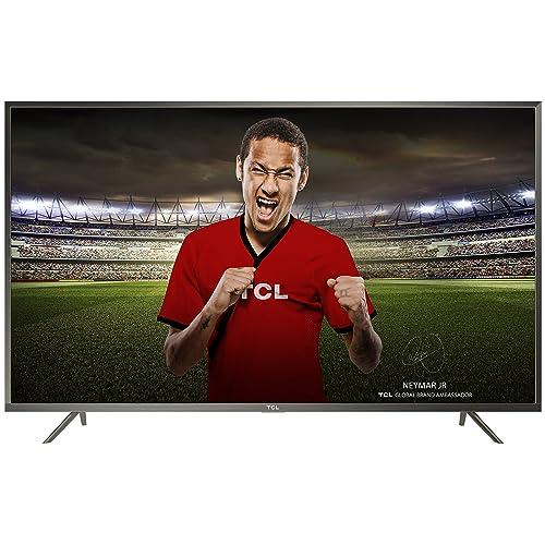 TCL U55P6046 139 cm (55 Zoll) Fernseher (Ultra HD, HDR10, Triple Tuner, Smart TV)