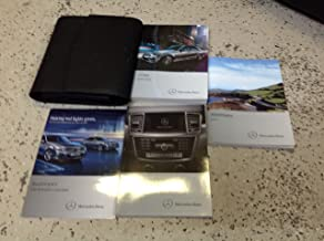 2014 MERCEDES BENZ C C250 C350 C63 AMG CLASS Owners Operators Owner Manual Set