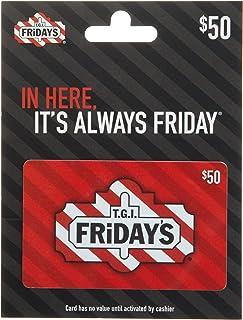 T.G.I. Friday's Gift Card