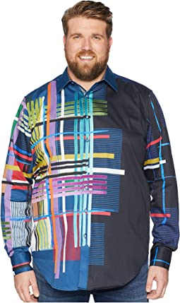 Big & Tall Robinson Sports Shirt